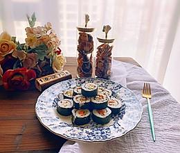健康早餐~日式寿司的做法