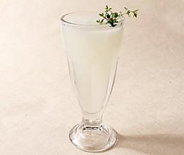 芦荟冻饮的做法