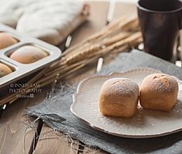 【酸奶蔓越莓小面包】天然酵母版 内附直接法配方的做法