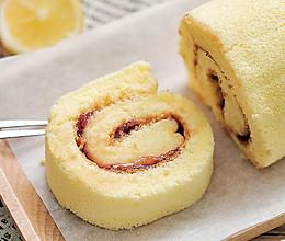 果酱蛋糕卷的做法