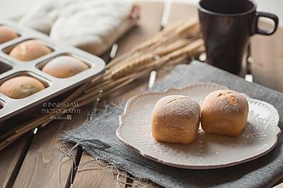 【酸奶蔓越莓小面包】天然酵母版 内附直接法配方