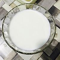木瓜牛奶冻的做法图解2