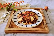 香气四溢的香菇炒肉片的做法