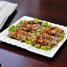 清蒸肥牛卷豆芽#每道菜都是一部时光机#