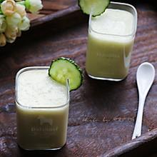 苹果黄瓜酸奶汁