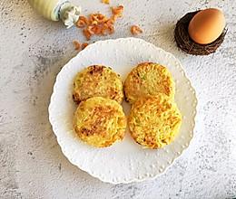营养丰富的白萝卜海米饼的做法
