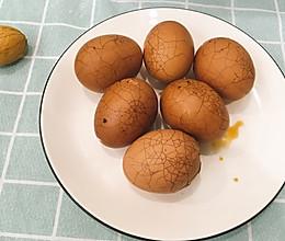 ㊙️家有这一味别扔了‼️教你做好吃的茶叶蛋的做法