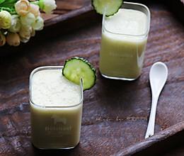 苹果黄瓜酸奶汁的做法