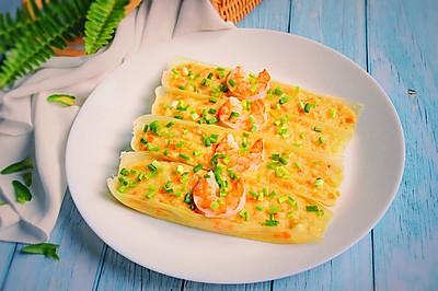 快手蒸菜——玉米芙蓉虾