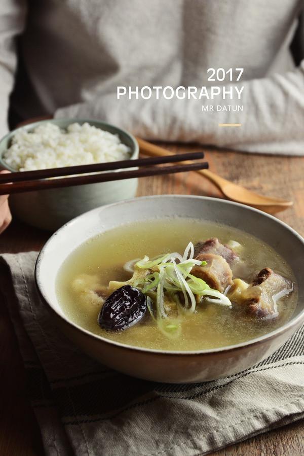 红枣清炖牛尾汤的做法