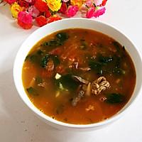 西红柿羊杂汤的做法图解16