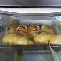 肉松面包的做法图解6
