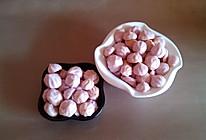 紫薯酸奶溶豆--婴幼儿小零食的做法