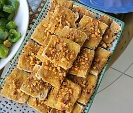 油炸臭豆腐﹏自制街边美食的做法