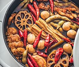 无卤味不夏天的辣卤,小白摇身变大厨的做法