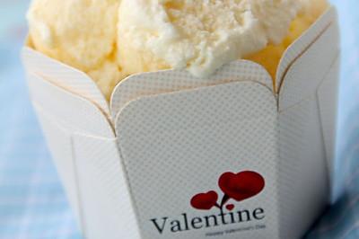奶油冰淇淋