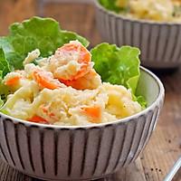 日式土豆沙拉#春天不减肥,夏天肉堆堆#的做法图解16