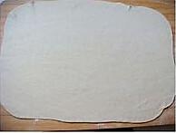 芝麻盐全麦花卷的做法图解3