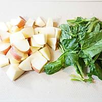 秋葵藜麦牛肉沙拉配苹果菠菜汁的做法图解10