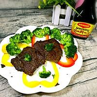 干煎牛肉#美食美刻,乐享美极#