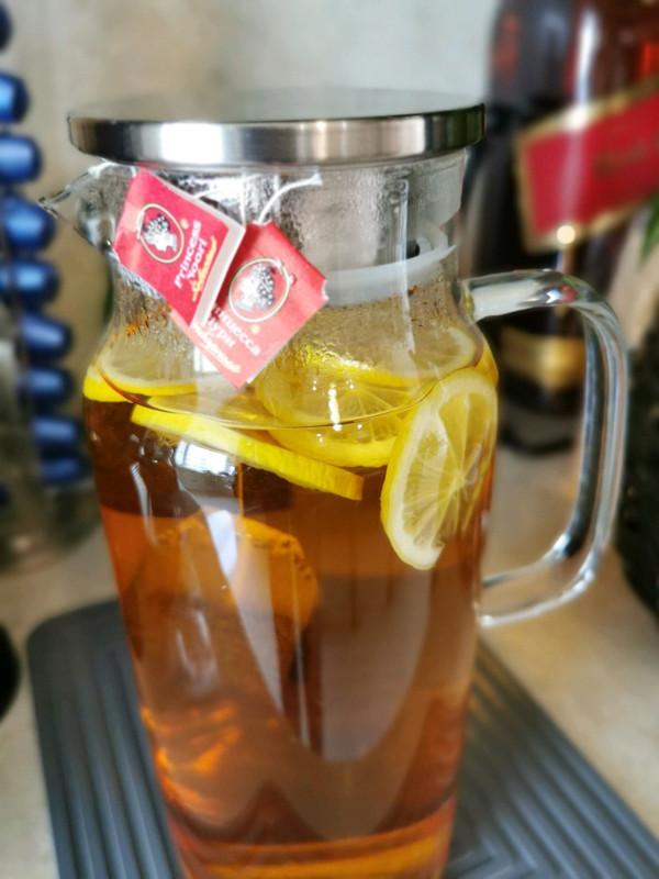 超简单的自制冰红茶的做法