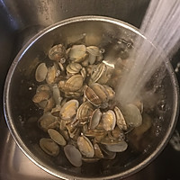 秘制辣炒花蛤的做法图解4