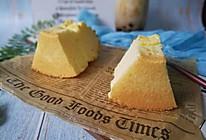 柠檬乳酪戚风的做法