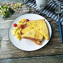 早餐吐司~快手早餐