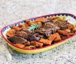 食肉族大硬菜:慢炖牛肉#硬核菜谱制作人#的做法
