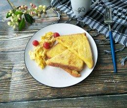早餐吐司~快手早餐的做法