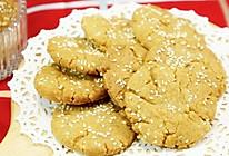 还记得儿时糕点店的那一口桃酥香么——苏式桃酥【微体兔菜谱】的做法