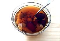 万能的电饭锅君-雪莲子桂圆花胶红枣汤的做法