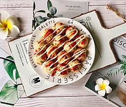 剩饭新吃法,可爱的火腿香葱小饭团#合理膳食 营养健康进家庭#的做法