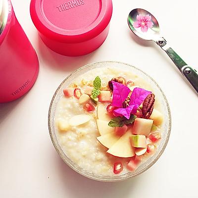 营养又美味的【缤纷水果粥】