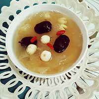 滋阴安神---红枣银耳莲子汤的做法图解7