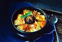 韩式泡菜豆腐锅:夏日火辣素菜的做法