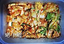韩式泡菜的做法