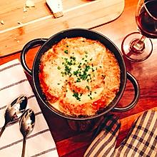法国美食-法式洋葱汤