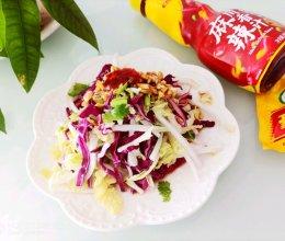 #豪吉川香美味#清爽开胃的凉拌三丝的做法