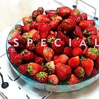 零添加纯手工草莓酱的做法图解1