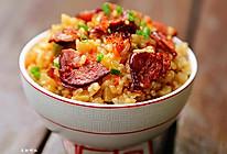 香肠土豆焖饭的做法