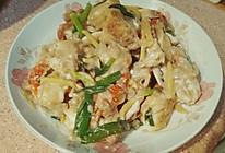 葱姜梭子蟹的做法