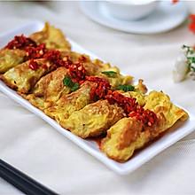 香葱鸡蛋饺子