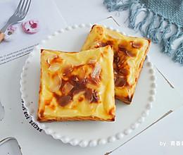 #硬核菜谱制作人#熔岩乳酪吐司的做法