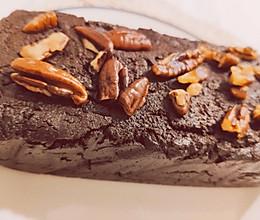 完美生酮比例巧克力砖蛋糕不打发真的好吃的做法