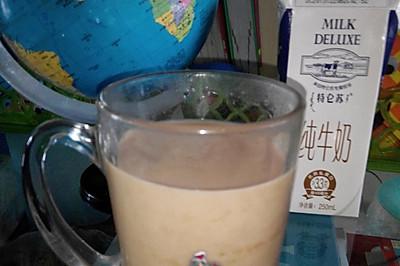 在家做奶茶