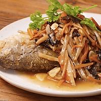 【五柳枝鱼】一种古老的鱼香味,真正有鱼哦!的做法图解5