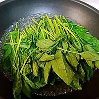芝麻豆腐拌菠菜--复刻《昨日的美食》的做法图解3
