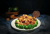 #憋在家里吃什么#西兰花蒜香牛肉的做法