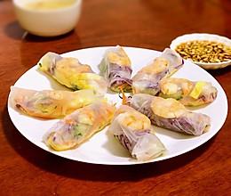 #精品菜谱挑战赛# 越南春卷的做法